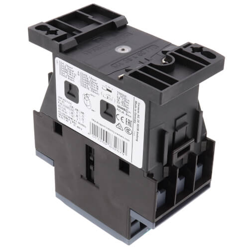 3 Pole, 25 Amp, 1NO/1NC, 50/60 Hz, 24V Power Contactor Product Image