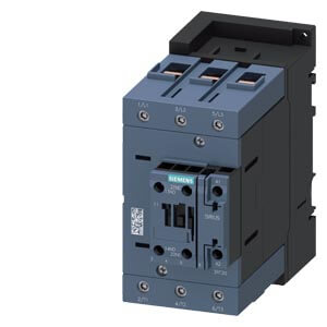 3 Pole, 95 Amp, 3NO, 220/240V Power Contactor Product Image