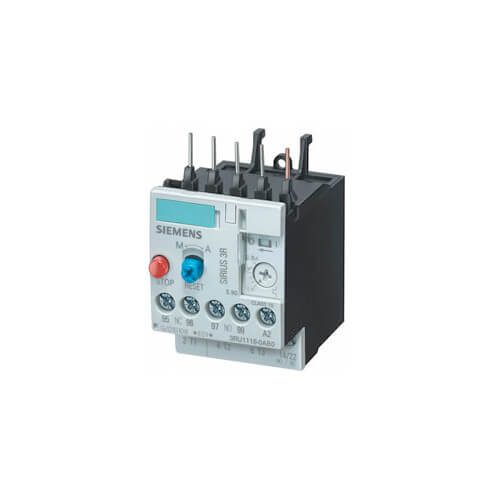 Overload Relay, 5.5-8 Amps Product Image