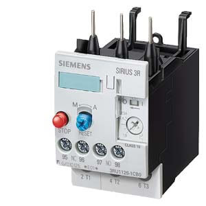 Overload Relay, Manual Auto Reset, Size S0, Class 10, 1.8-2.5 Amp Product Image