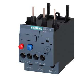 Overload Relay, Manual Auto Reset, Size S0, Class 10, 2.8-4 Amp Product Image