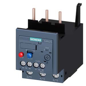 Overload Relay, Manual Auto Reset, Size S2, Class 10, 40-50 Amp Product Image