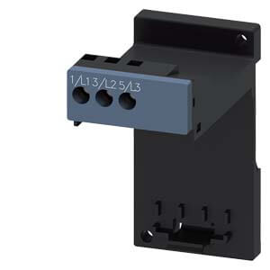 Stand-Alone Assembly Support for 3RU21/3RB30/3RB31/3RR2 Size S00 Overload Relays Product Image