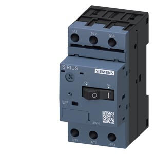 Motor Protection Circuit Breaker, 3 Poles, Thermal Overload, AC-3, Class 10 (9-12A, 690V) Product Image