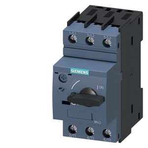 Motor Protection Circuit Breaker, 3 Poles, Thermal Overload, AC-3, Class 10 (7-10A, 690V) Product Image