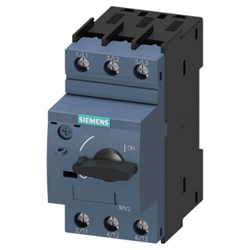 Motor Protection Circuit Breaker, 3 Poles, Thermal Overload, AC-3, Class 10 (18-25A, 690V) Product Image