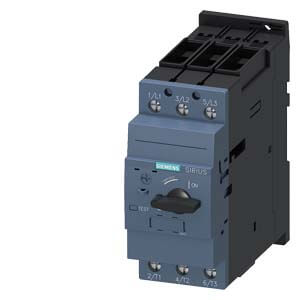 Motor Protection Circuit Breaker, 3 Poles, Thermal Overload, AC-3, Class 20 (22-32A, 690V) Product Image