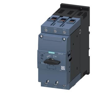 Motor Protection Circuit Breaker, 3 Poles, Thermal Overload, AC-3, Class 20 (80-100A, 690V) Product Image