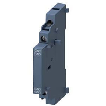 Auxiliary Switch, 2NO, Side Mount, for 3RV2 Circuit Breakers Product Image