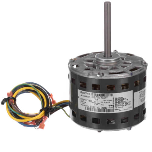 """5-5/8"""" PSC Commercial Condensor Motor, 1/3 HP, 950 RPM CCW (208-230V) Product Image"""