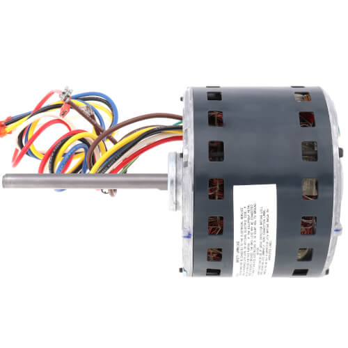 "5-5/8"" PSC Commercial Condensor Motor, 1/3 HP, 1075 RPM CCW (115V) Product Image"