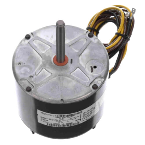 """5-5/8"""" PSC Commercial Condensor Motor, 1/5 HP, 810 RPM CW (208-230V) Product Image"""