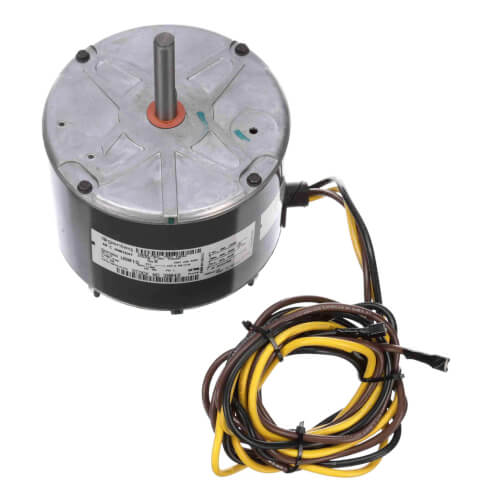 "5-5/8"" PSC Commercial Condensor Motor, 1/4 HP, 900/1100 RPM CW (208-220/230V) Product Image"