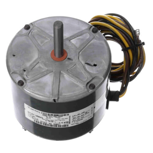 "5-5/8"" PSC Commercial Condensor Motor, 1/4 HP, 900/1100 RPM CW (400/460V) Product Image"