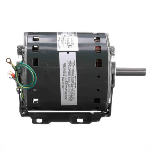 "5-5/8"" PSC Commercial Condensor Motor, 1 HP, 1620 RPM CW (208-230V) Product Image"