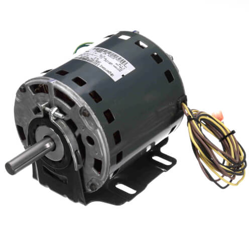 """5-5/8"""" PSC Commercial Condensor Motor, 1 HP, 1620 RPM CW (208-230V) Product Image"""