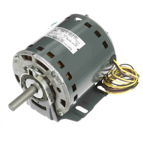 """5-5/8"""" PSC Commercial Condensor Motor, 1 HP, 1650 RPM CW (460V) Product Image"""
