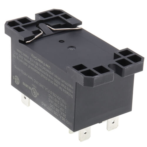 24V DPST Plug In Relay (30A) Product Image