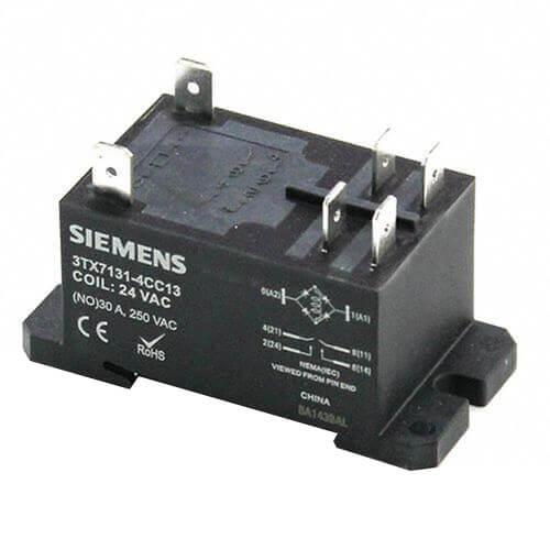 240V DPST-NO Socket Relay (30A) Product Image