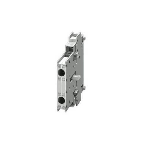 Auxiliary Contact Block, 1N/O 1N/C (Snap On, Left Mount) Product Image