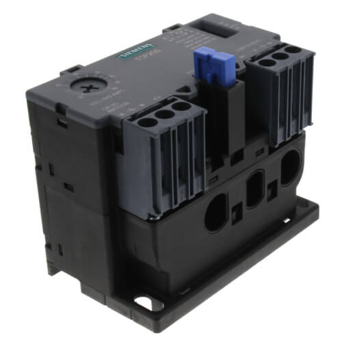 10-40 Amp, 3 Phase Manual/Automatic Overload Relay Product Image