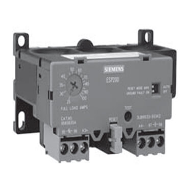 25-100 Amp, 3 Phase Manual/Automatic Overload Relay (Solid State - Class 958/958L) Product Image