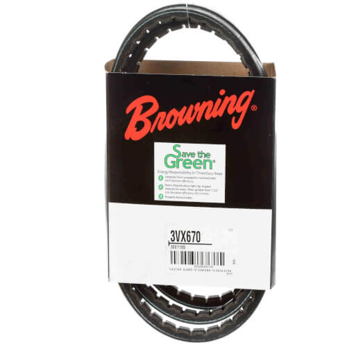 "67"" Browning V-Belt Product Image"