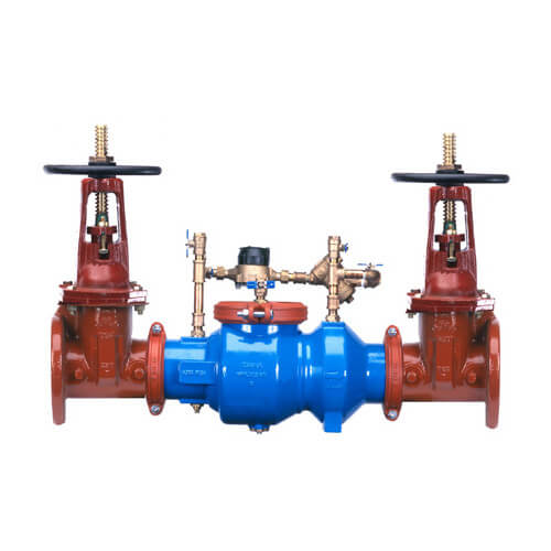 """4"""" 350ADA Double Check Valve Assembly Product Image"""