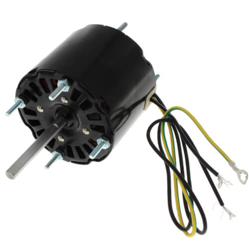 "3.3"" Shaded Pole Motor (1/25 HP, 115V, 1550 RPM) Product Image"