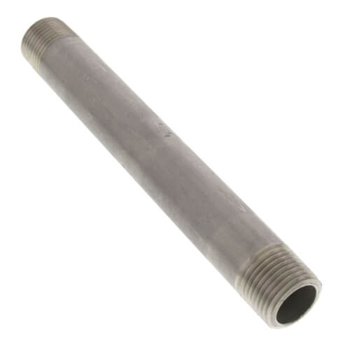 "1/4"" x 5"" Stainless Steel Nipple Product Image"