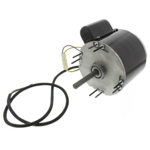 "5-5/8"" Diameter Unit Heater Motor, 1075 RPM, 1/6 HP (115V) Product Image"