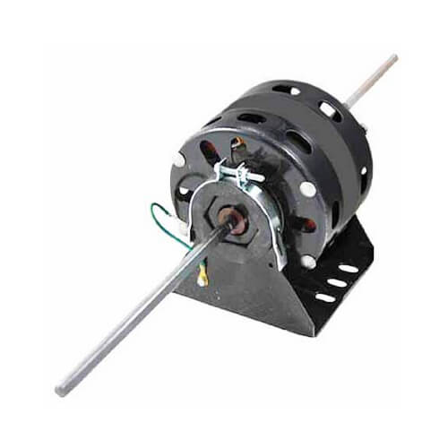 "5"" Fan Coil Motor (1/10 HP, 115V, 1050 RPM) Product Image"