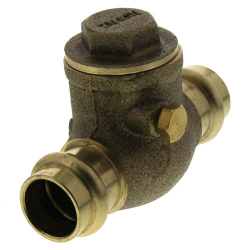 """1/2"""" Press Swing Check Valve (Lead Free)  Product Image"""