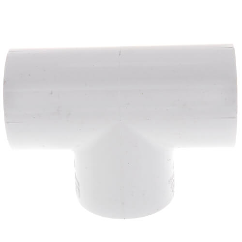 "1-1/4"" PVC Sch 40 Tee Product Image"