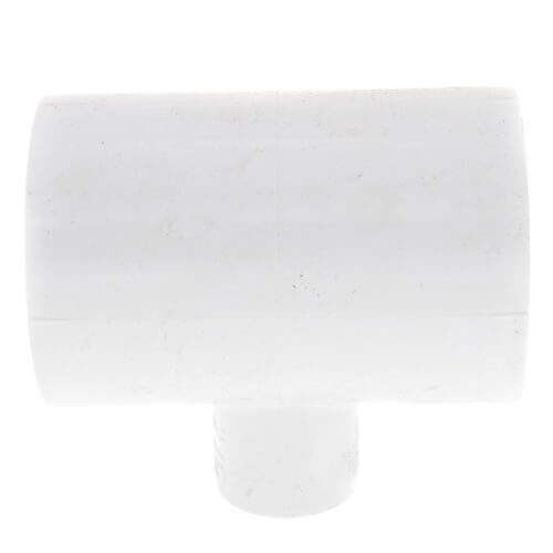 "2"" x 2"" x 3/4"" PVC Sch. 40 Reducing Tee Product Image"