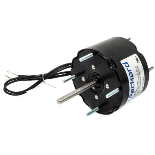 "3.3"" Shaded Pole Motor (1/80 HP, 115V, 1550 RPM) Product Image"