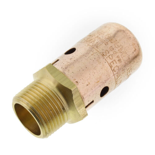"62, 3/4"" Straight Vacuum Breaker Product Image"