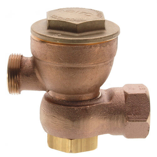 "17C-2, 1/2"" Swivel Thermostatic Trap Product Image"