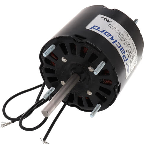"3.3"" Shaded Pole Motor (1/20 HP, 208-230V, 1550 RPM) Product Image"