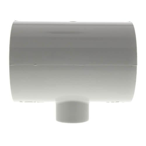 "3"" x 3"" x 1"" PVC Sch. 40 Threaded Tee (Socket x FIPT) Product Image"