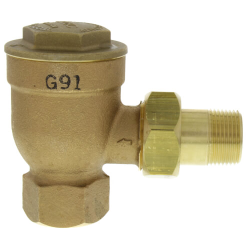 "8C-A-3-125, 3/4"" Angle Thermostatic Trap Product Image"
