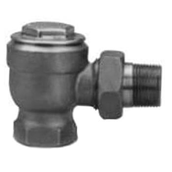 "9C-A-4-125, 1"" Angle Thermostatic Trap Product Image"