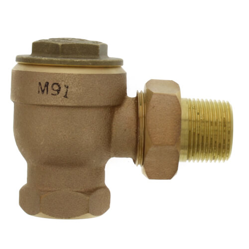 "17C-4, 1"" Angle Thermostatic Trap Product Image"
