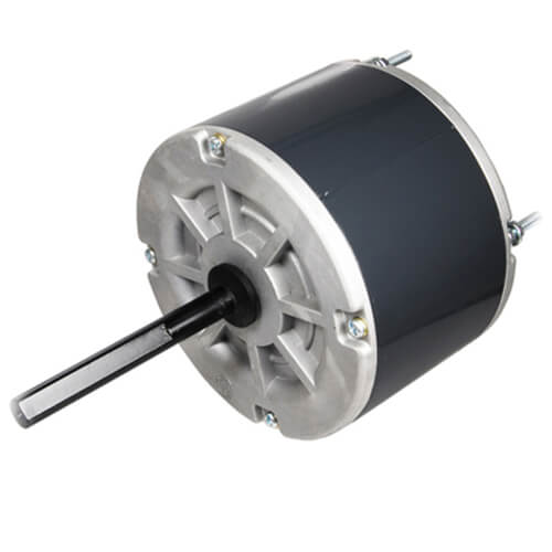 "3.3"" Shaded Pole Motor (1/8 HP, 208-230V, 1125 RPM) Product Image"