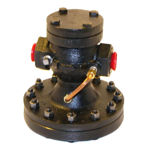 "3/4"" NPT Cast Iron Pressure Regulating Valve Product Image"