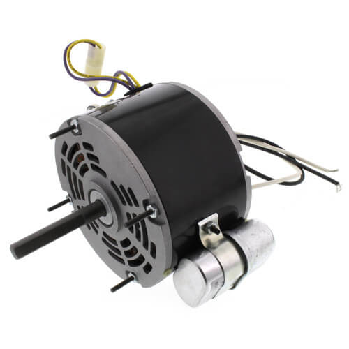 "5-5/8"" PSC Motor (1/6 HP, 208-230V, 1550 RPM) Product Image"