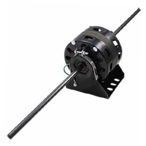 "5"" Fan Coil Motor (1/10 HP, 208-230V, 1050 RPM) Product Image"