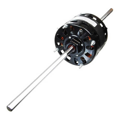 """5"""" Fan Coil Motor (1/8 HP, 115V, 1550 RPM) Product Image"""