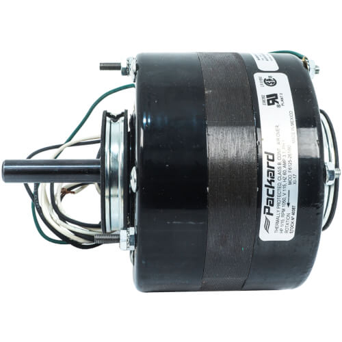 Reznor Replacement Unit Heater Motor (1/15 HP, 115V, 1050 RPM) Product Image