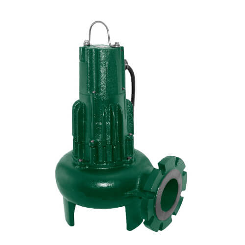 Model E404 Waste-Mate Series Sewage Pump with 20' Cord (208-230V, 2 HP) Product Image